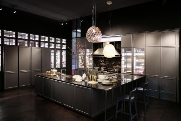 Snaidero design kitchens Eurocucina 2018 1