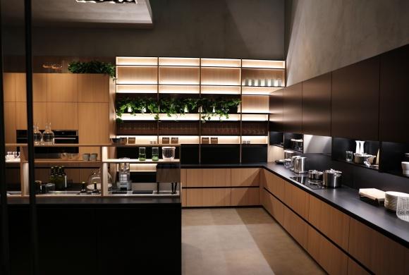 Snaidero design kitchens Eurocucina 2018 3