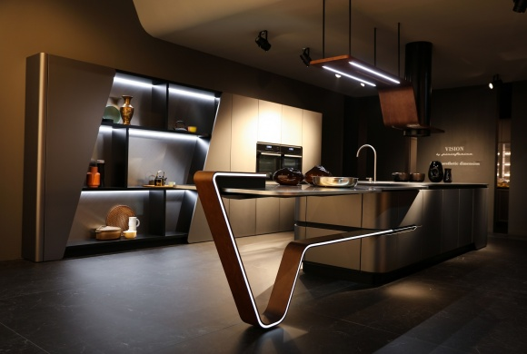 Snaidero design kitchens Eurocucina 2018 5